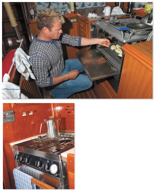Wind Shadow's traditional Paul Luke stove