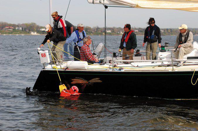 Storm Trysail Club's Safety at Sea Seminar