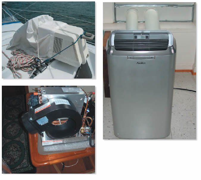 Air Conditioning for Sailboats