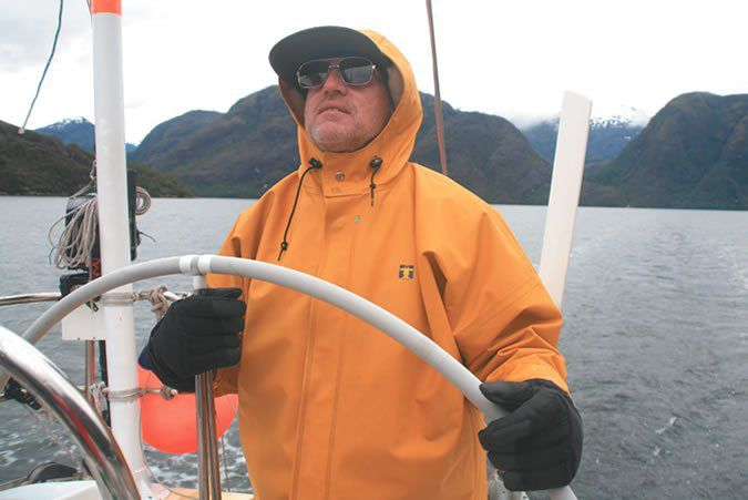 Sailing Clothes for Cold Weather