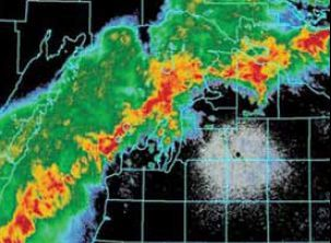 powerful squall line