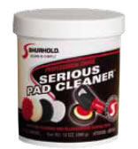 Shurhold buffing pad cleaner