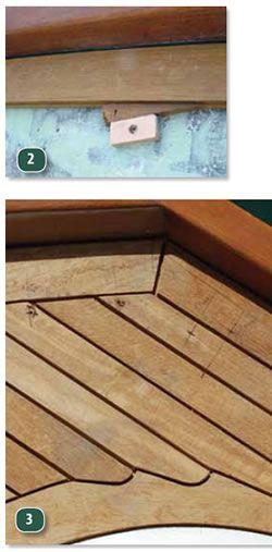 Replacing Teak Decks, the DIY-er's Way