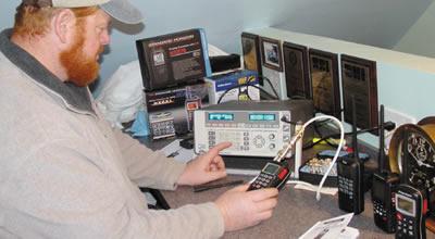 VHF handhelds