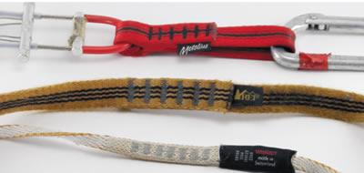 Machine-stitched bar-tacking