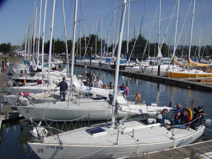 j/24 and Olympic Circle Sailing Club