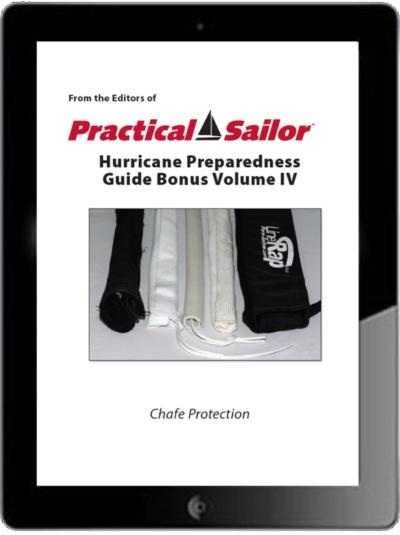 hurricane preparedness ebook boat chafe protection