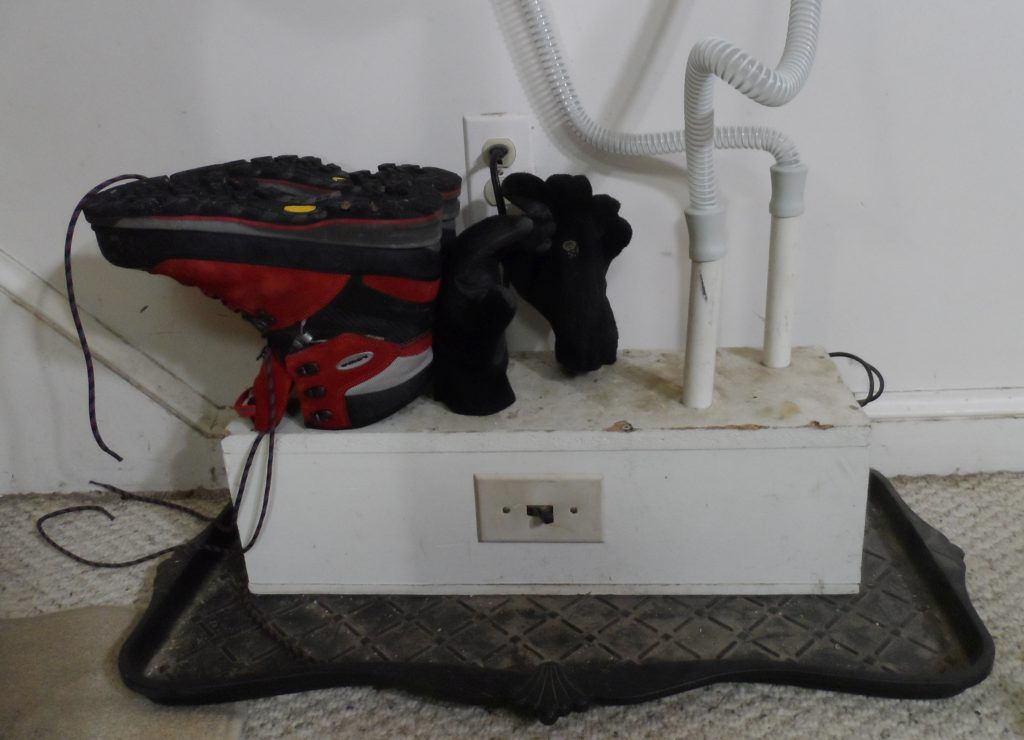 Build Your Own Boot Dryer