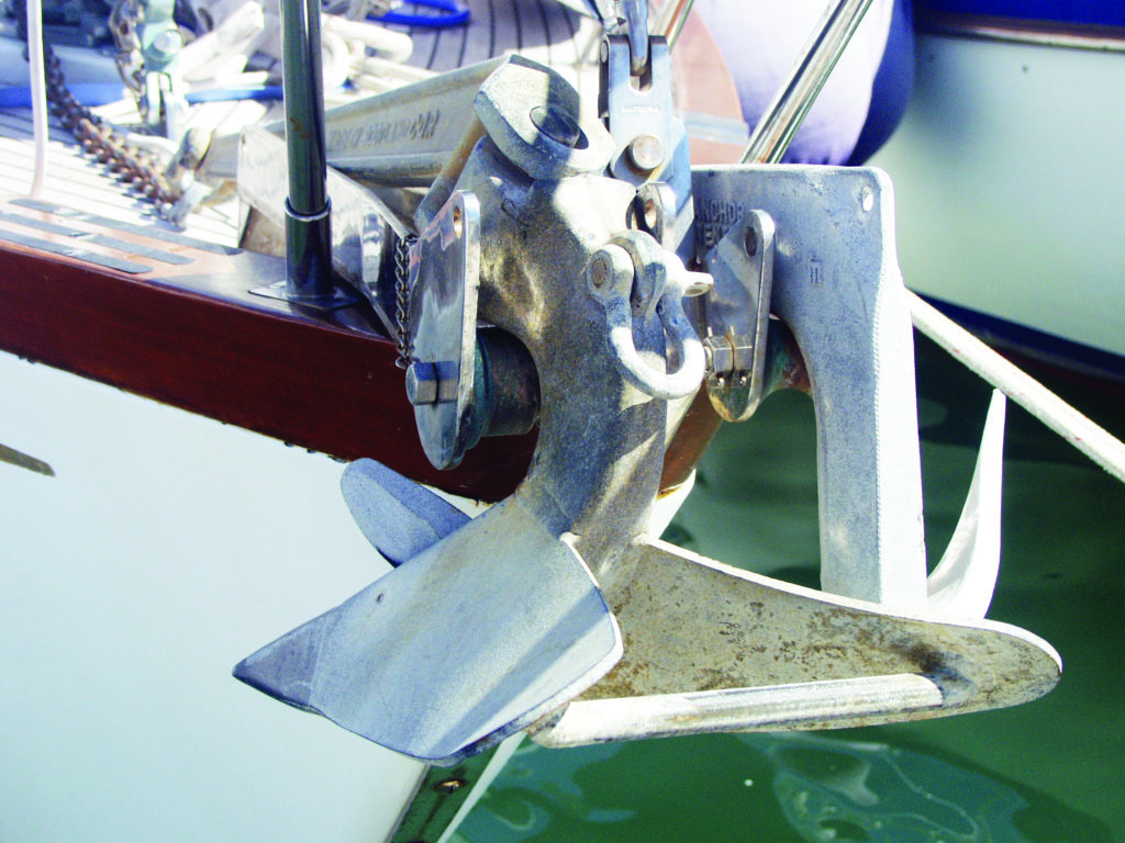 Advice on Buying a Pre-Owned Anchor