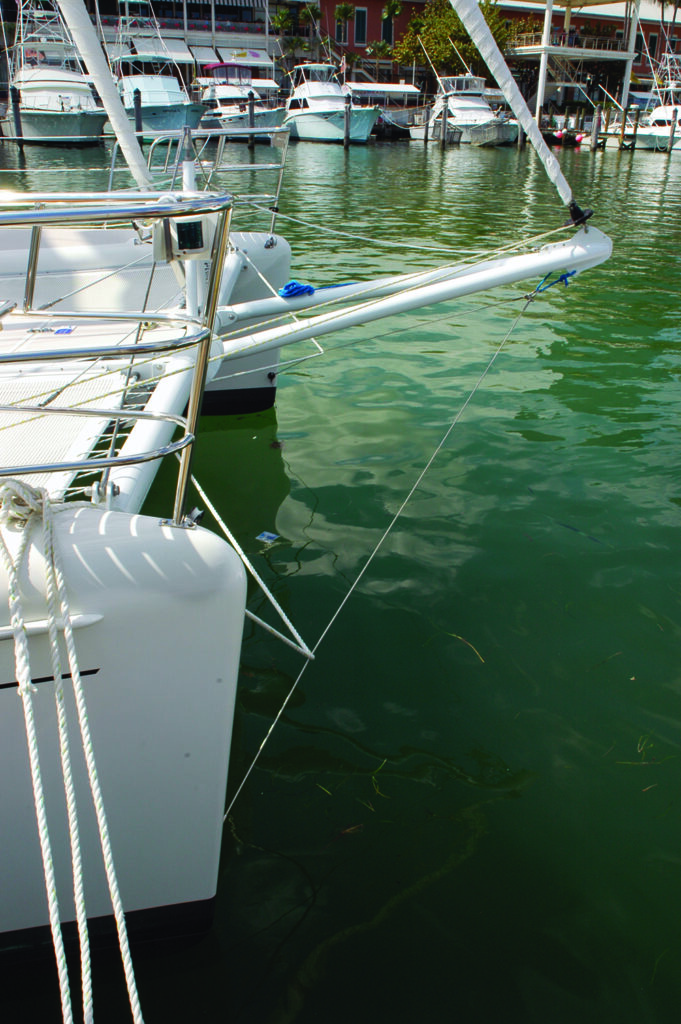 Exploring the Ins and Outs of Bowsprits for Light-air Sails