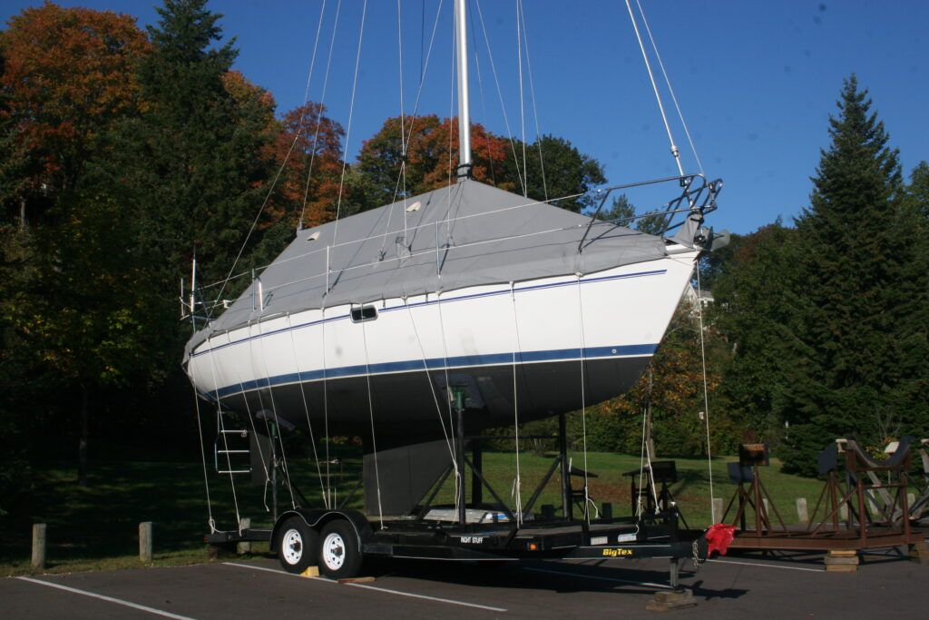Sailboat Winter Covers: What to Look For